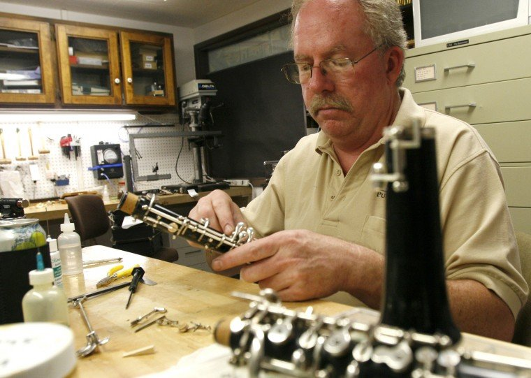 Mesa Instrument Repair