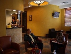 Scottsdale center aims to pamper waiting patients