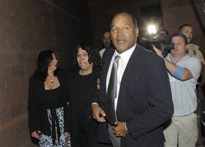 Las Vegas jury find O.J. Simpson guilty
