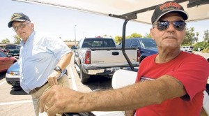 Mesa veterans clinic helps carry the load