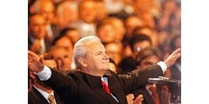 Slobodan Milosevic found dead in cell