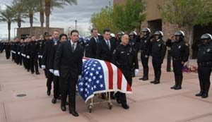 Glendale police officer remembered