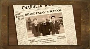 'The History of Chandler Schools'