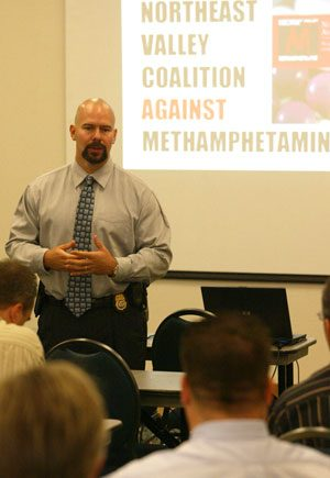 Scottsdale group targets Valley meth use