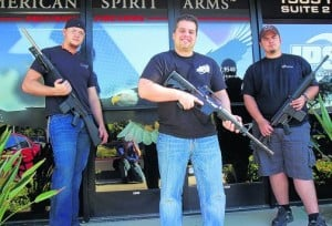 Valley gun shops' sales rise after Obama elected 