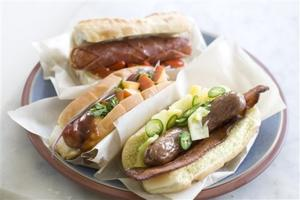 Food Hot Dog Season