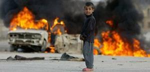 Marines crush Saddam loyalists in Tikrit