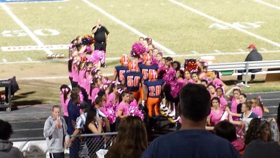 Mesquite vs. Poston Butte football