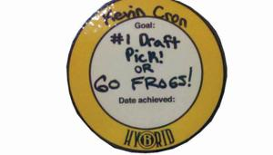 Crons' draft party