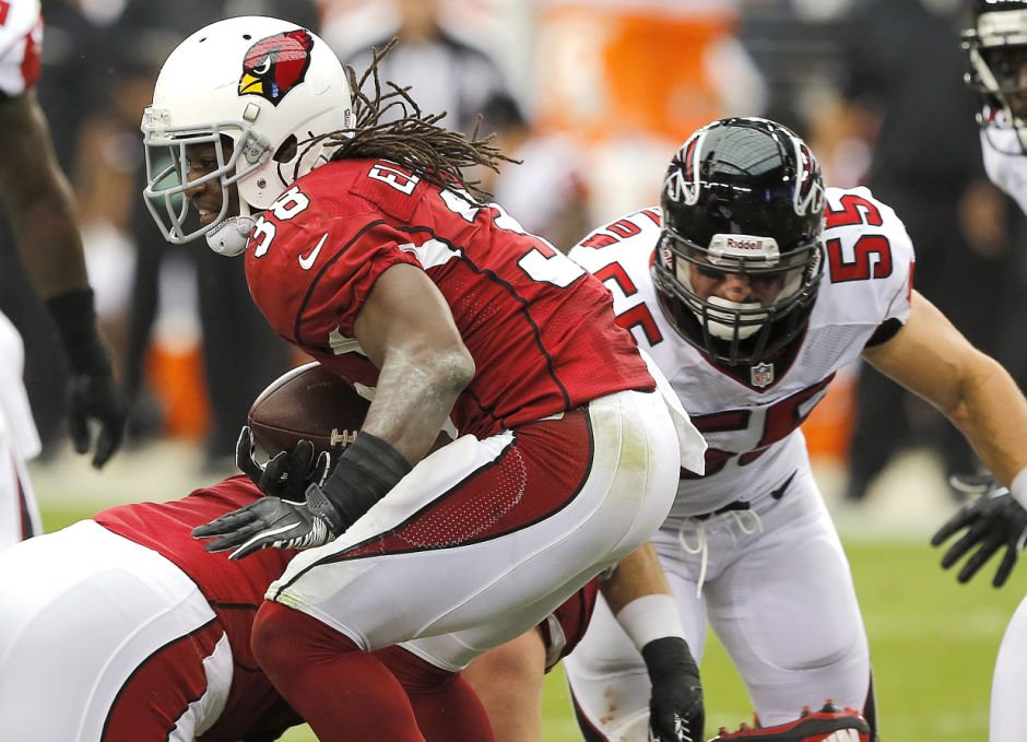 Andre Ellington, Paul Worrilow