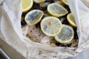 Food Healthy Salmon