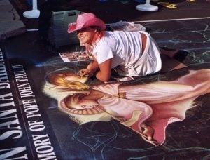Pavement paintings to adorn downtown Scottsdale