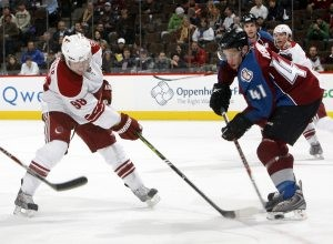Coyotes' Montoya earns shutout in NHL debut