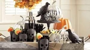 Halloween's hippest decor