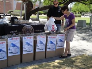 State Take-Back Day collects unwanted medication