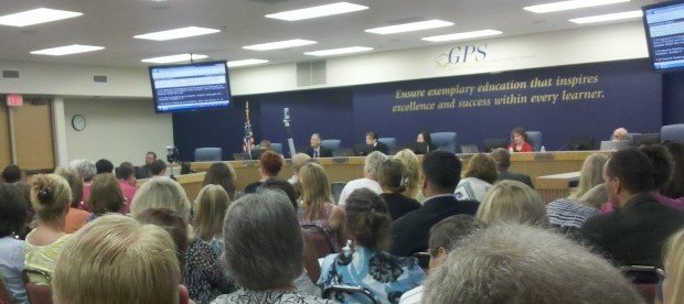 Gilbert Unified School District budget override