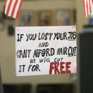 Chandler barber offers free cuts for jobless
