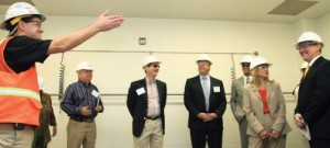 Covance unveils Chandler facility