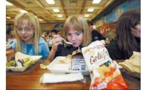 Food allergies no small potatoes to schools