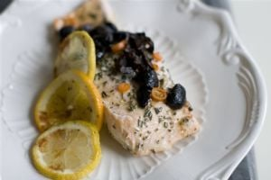 Food Healthy Salmon