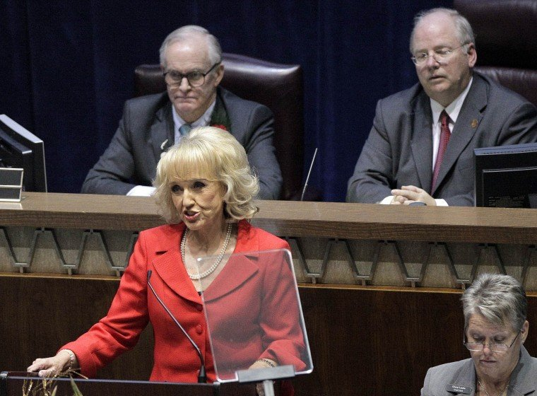 Jan Brewer, Steve Pierce, Andy Tobin