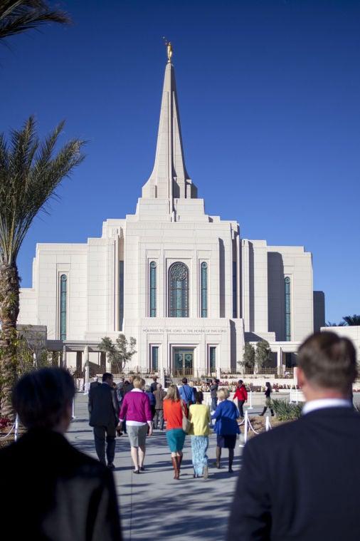 Gilbert Mormon Temple