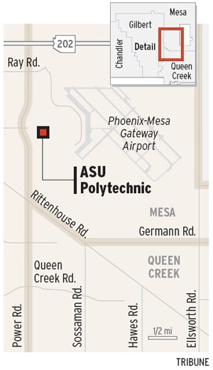 ASU Poly: Old-school barriers no longer matter