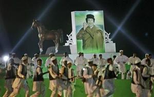 Libya celebrates anniversary amid controversy