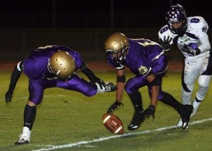 Queen Creek's miscues costly