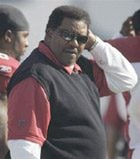 Cardinals fire coach Dennis Green