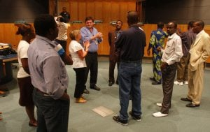African journalists' tour stops in Gilbert