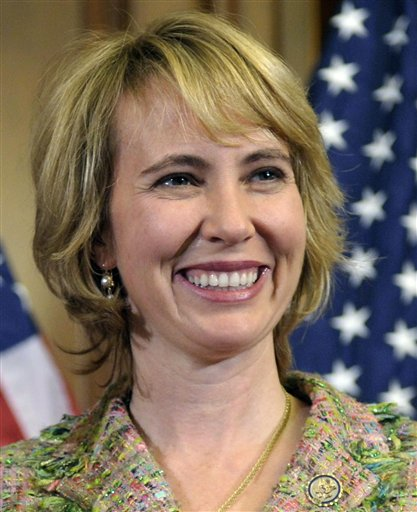 Arizona Congresswoman Gabrielle Giffords
