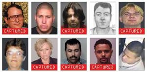 East Valley's most wanted