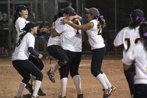 Liberty softball's magic runs out against Sahuarita