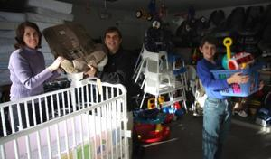 Baby equipment rental business thriving