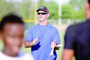 A JOYFUL FAMILY AFFAIR: Successful North Canyon coach puts stamp on young Joy Christian program