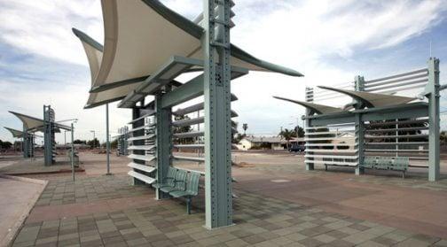 Mesa anticipates effects of light rail