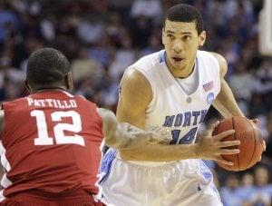 North Carolina leaves Oklahoma behind 72-60