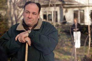 James Gandolfini looks past 'Sopranos'