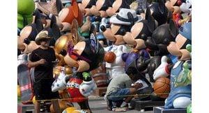 Disney icon Mickey Mouse turning 75