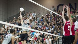 D-I Volleyball Championship: Mesa vs Boulder Creek