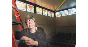 Toronto artist's work graces building at Episcopal parish in Paradise Valley
