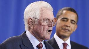 Sen. Edward Kennedy dies at 77