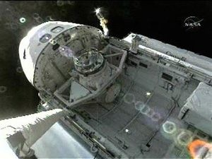 NASA: Shuttle fit, ready to dock with ISS