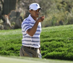 Tiger Woods says he's set for Doral next week