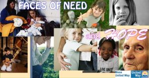 United Way || Faces of Need