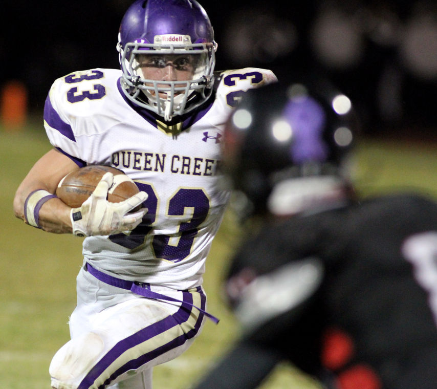 No. 5 Peoria at No. 4 Queen Creek