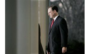 Democrats vow tough questioning of Alito