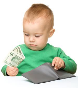Baby and Money