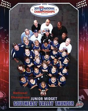 Junior Midget Division